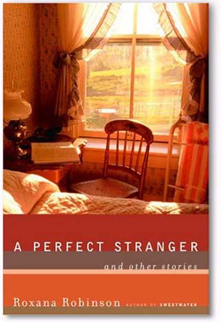the perfect stranger book